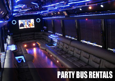 fort worth party bus rental