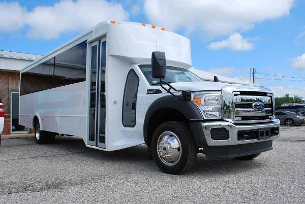 22 Passenger Party Bus Rental Fort Worth