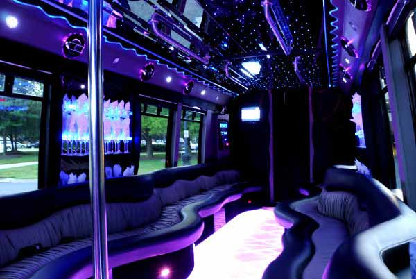 22 People Party Bus Limo Fort Worth