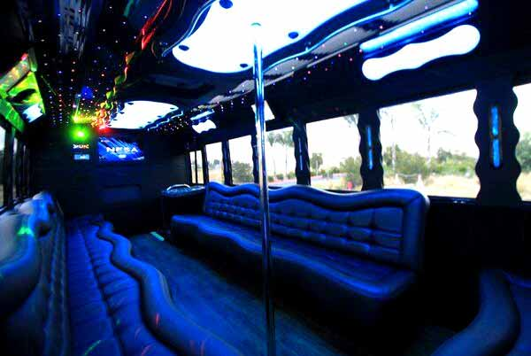 40 People Party Bus Fort Worth
