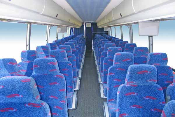 50 Passenger Party Bus Fort Worth