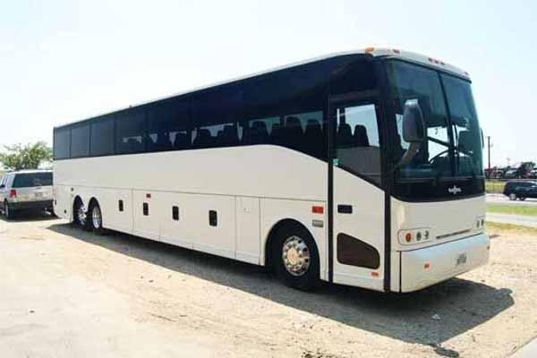 50 Passenger Charter Bus Fort Worth