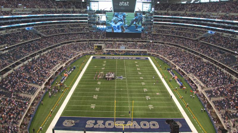 Party Bus Service Fort Worth Dallas Cowboys Stadium